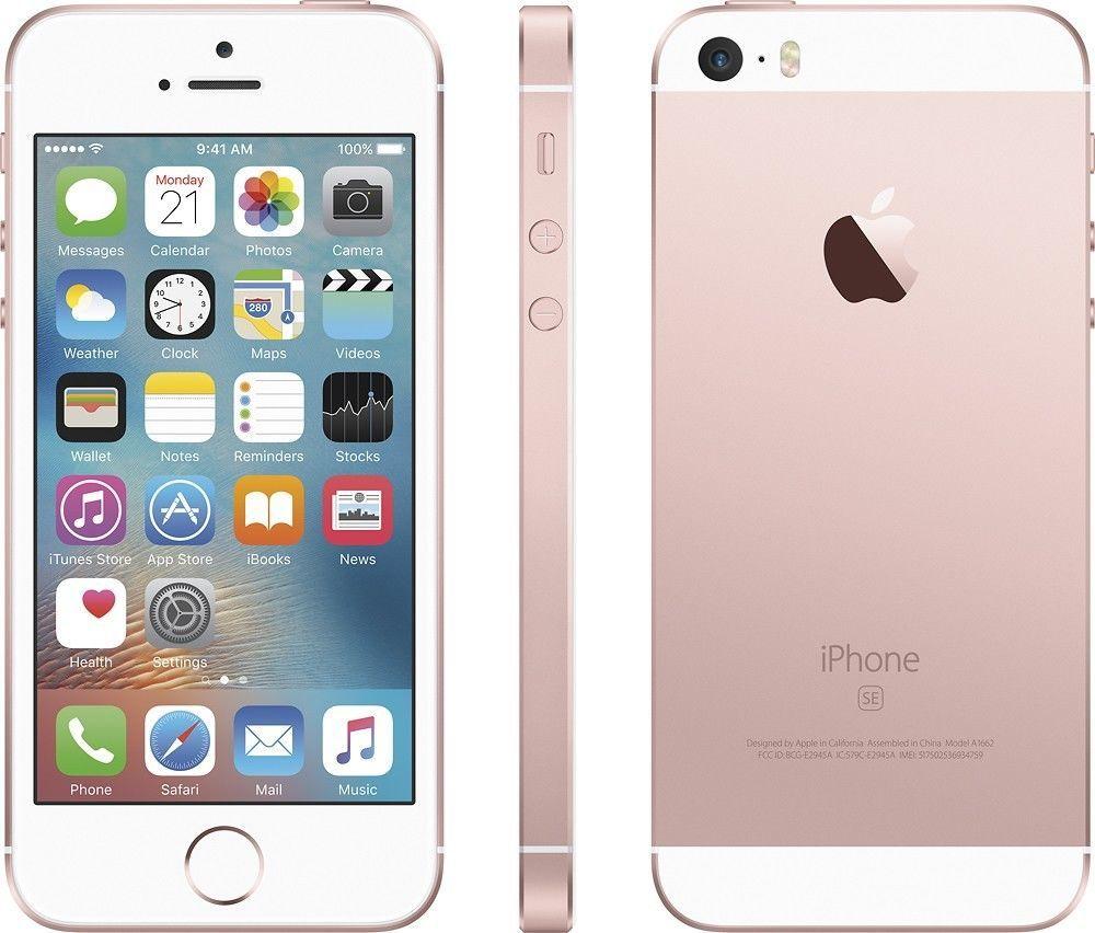 iPhone SE 32GB 本体 SIMフリー ローズゴールド 新品未開封 正規SIMロック解除済み Apple アップ...