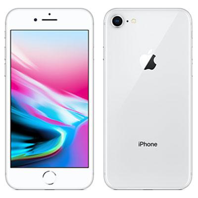 iPhone8 64GB 本体 SIMフリー シルバー Silver 新品未使用 Apple アップル MQ792J/A A1906 白ロ...
