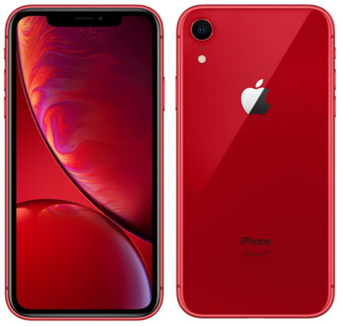 iPhone XR 64GB 本体 SIMフリー 新品未使用アップル Red レッド MT062J/A A2106 一括購入品 正規...