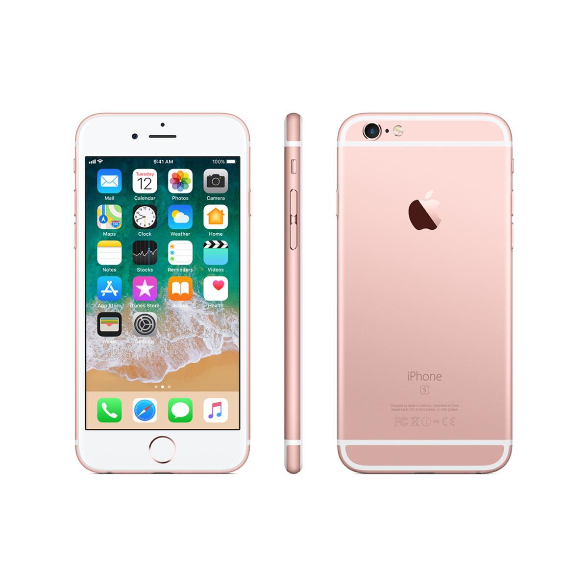 iPhone 6s 32GB 本体 SIMフリー ローズゴールド 新品未開封 Apple 1年保証 アップル iPhone6s 正...