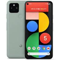 GooglePixel5128GBSIMフリー5G対応本体G5NZ6新品未使用正規SIMロック解除済みSortaSage白ロム一括購入品赤ロム永久保証Pixel5