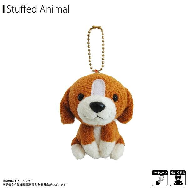 ぬいぐるみAmiAmi Dogs犬ビーグル 6285 あみいぬほし みつきイヌペットマスコットキーホルダー内藤デザイン 定形外郵
