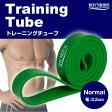 【送料無料】トレーニングチューブ NORMAL 幅3.2cm 負荷16-39kg 筋トレ ストレッチ エクササイズ【REV】[k] トレーニングチューブ おすすめ ダイエット器具