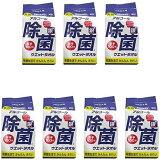 【7個セット】アルコール除菌ウェットタオル詰替え用100枚入り×7個セット