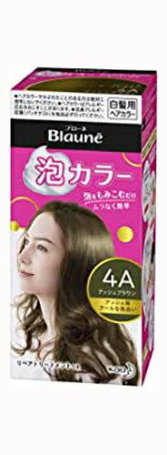 泡カラー / 本体 / 【4A】アッシュブラウン / 108ml