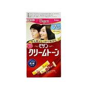 ホーユービゲンクリームトーン7G(自然な黒褐色)1剤40g+2剤40g