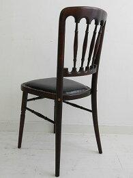 椅子イスいすチェアチェアー革レザーチェア座面デザイン北欧ナチュラルカントリーパイン材新生活インテリア家具完成品チェアダークブラウン0164-ch-786-T-0025-leather