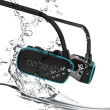 【オンビートスイマー】完全防水MP3プレーヤー内蔵ヘッドフォンスイミングに音楽をIPX8完全防水MP3