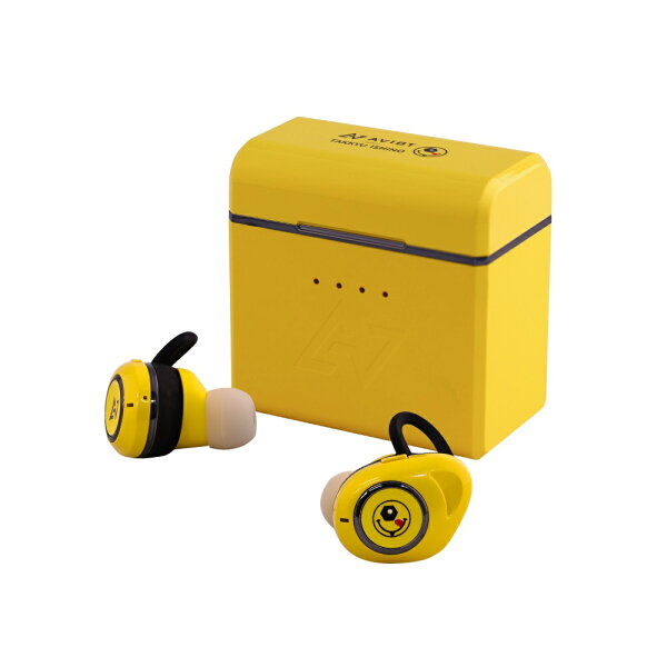 石野卓球×AVIOTTE-D01dmk2-TQBluetoothイヤホン完全ワイヤレスイヤホンイヤホンiPhoneAndroid