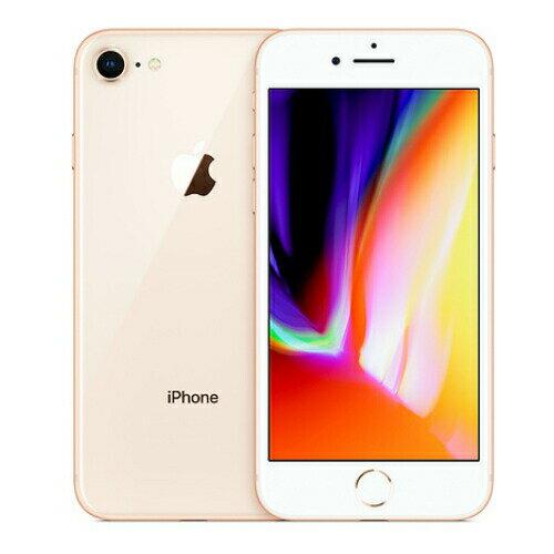 スマートフォン・タブレット, スマートフォン本体 iPhone8 64GB gold SIM