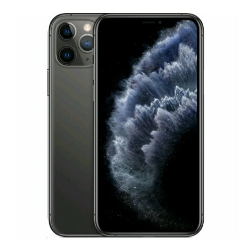 【新品未開封品】SIMフリー iphone11 Pro 64GB Space Gray 赤ロム永久保証
