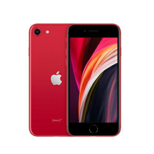 スマートフォン・タブレット, スマートフォン本体 SIM iphoneSE(64GB RED