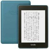【新品未開封】人気商品!Kindle Paperwhite 防水機能搭載 wifi 32GB トワイライトブルー 広告つき 電子書籍リーダー