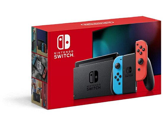 Nintendo Switch, 本体  Nintendo Switch Joy-Con (L) (R)