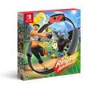 【新品】Nintendo Switch ニンテンドースイッチ リングフィット