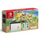 【新品】新型モデル Nintendo Switch あつまれ どうぶつの森セット HAD-S-KEA