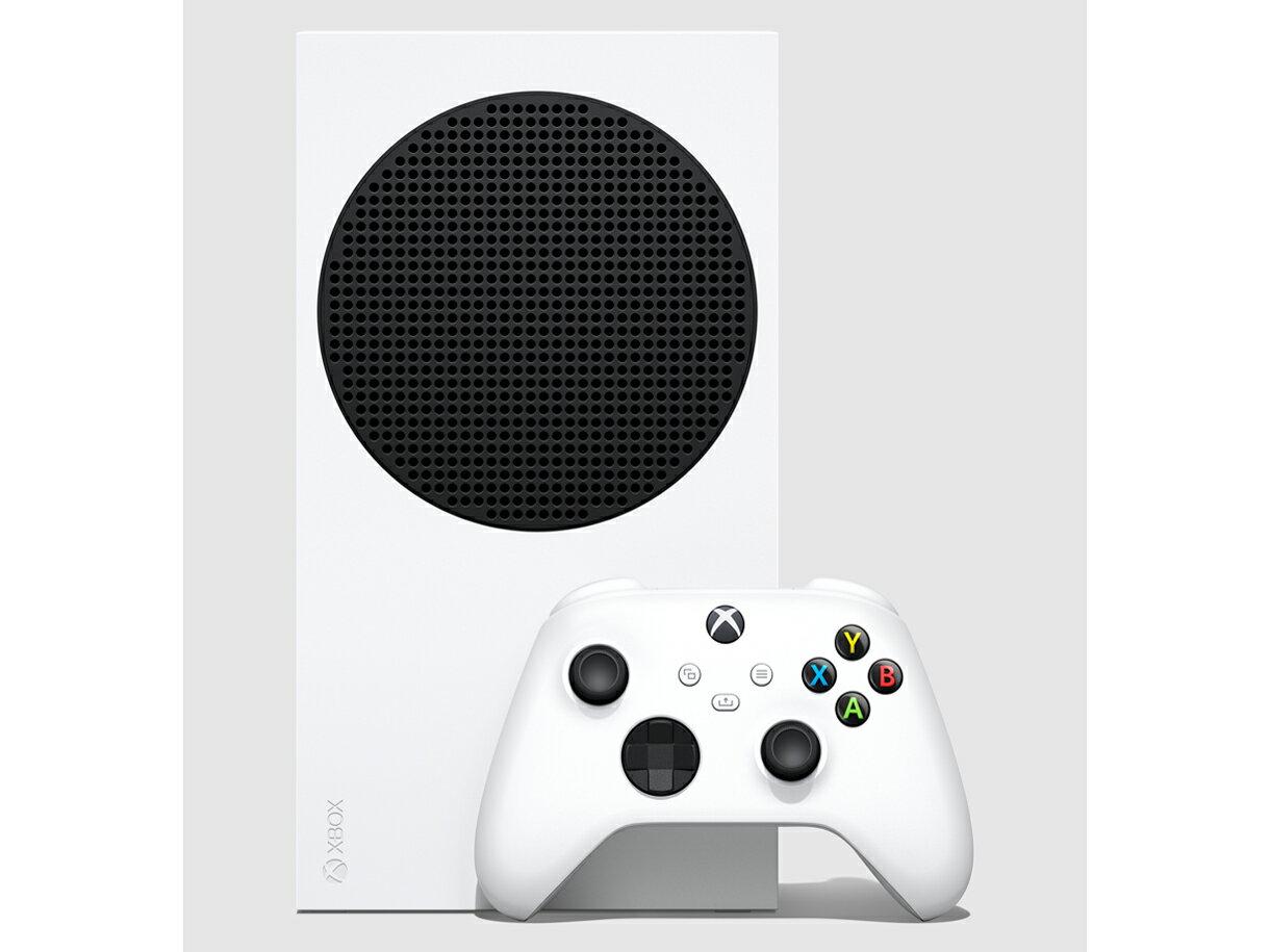 Xbox Series X/S, 本体 Microsoft Xbox Series S XBOX SERIES RRS-00015