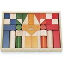 教育学者のフレーベルは積み木を「神の贈り物」と呼びました【積木 知育玩具 出産祝い お誕...