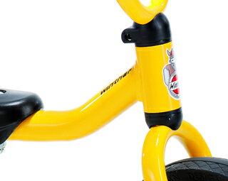 【代引き・送料無料】BorneLund(ボーネルンド).winther(ウィンザー)社乗用玩具ペリカン三輪車丸ハンドル黄色【5P16Mar09】