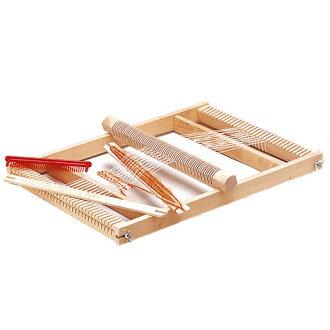 Craft & craft Helmut Mueller, 手ori, (Weaver) large wooden toy Christmas gift children