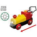 すぐ使えるクーポン配布中 木のおもちゃ コモック限定 BRIO 木製レール ファーム&トレインセット(数量限定品)特製プラケース入り 知育玩具 3歳 FSC認証 おうち時間 子供 入園 3