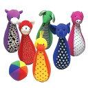 出産祝い 布のおもちゃ エド・インター ソフトボーリング 誕生日 1歳:男 誕生日 1歳:女【P】