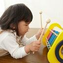 木のおもちゃ 楽器玩具 エドインター 森の音楽会 指先の知育 おうち時間 子供 2