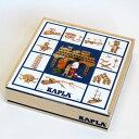 【積み木】 ブロック 知育玩具 正規輸入品・小冊子のおまけ付 積み木・ブロック KAPLA・カプラ100 誕生日 2歳【 入園卒園 入学卒業 お祝い】【P】