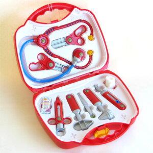 これで完璧!お医者さんごっこ【ままごと 知育玩具 出産祝い お誕生日 人気 ギフト smtb...