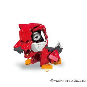 【LaQ(ラキュー)】ビルドアップロボ【ブロック】