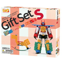 2011期間限定・数量限定のお買い得なギフトセット!【LaQ(ラキュー) 知育玩具 お誕生日 人...