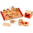 ままごとセット 食器 日本製 木のおもちゃ ニチガン オーブントースターセット お誕生日 3歳:女【P】