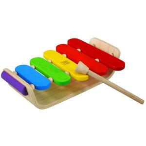 おもちゃ オーバルシロフォン