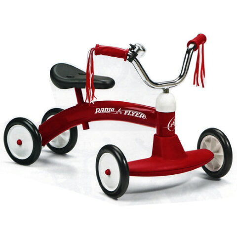 RADIOFLYER ラジオフライヤー スクータバウト #20 三輪車 乗用玩具 お誕生日 1歳:男 お誕生日 1歳:女【P】【kd】