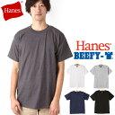 半袖 Tシャツ HANES ヘインズ 楽天 ホワイト 白 S M Lサ...