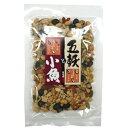 お手軽に栄養補給!もち吉の健康『豆シリーズ』 【五穀と小魚】