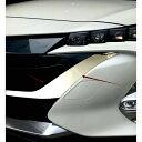 トヨタ プリウスPHV ZVW52 フロントグリルガーニッシュ ドレ...