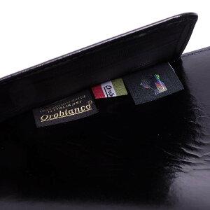 オロビアンコOROBIANCO2014年システム手帳6穴バイブルサイズFILOFILSAFFIANO【マラソン201402_送料無料】【RCP】
