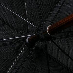 MagliaFrancescoイタリア製ディアホーン(鹿角)ハンドル紳士傘(3984)マリアフランチェスコ【楽ギフ_包装】