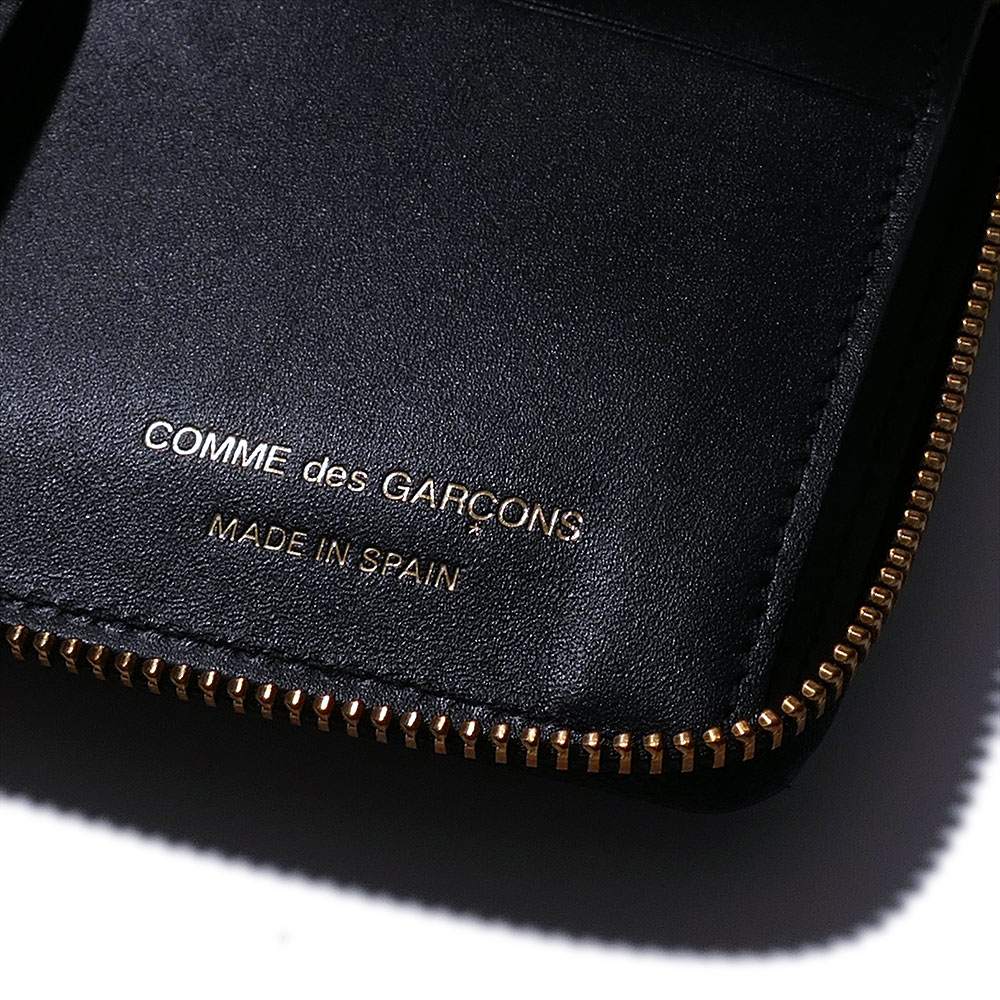 エントリーでポイント5倍 5/18(土)01:59まで2019SSウォレット コムデ ギャルソン ラウンドファスナー長財布SA0110ELメンズ Wallet COMME des GARCONS 【メンズ財布 長財布(小銭入れあり) 】レディース