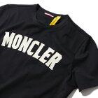 モンクレール2019SSジーニアスTシャツ2MONCLER1952Genius804535999ブラックメンズ【トップスTシャツ半袖メンズ】