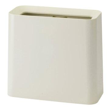 ごみ箱 おしゃれ 11.5L ゴミ箱 縦置き 小さめ 省スペース スリム 四角 長方形 くず入れ ペール トラッシュボックス レジ袋 袋 見えない キッチン リビング トイレ 洗面所