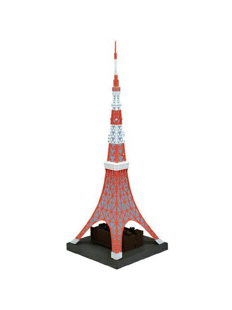 海洋堂ソフビトイボックスHi-LINE003東京タワー日本電波塔