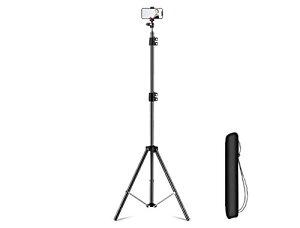 三脚 スマホスタンド 長い 高い スマホ 携帯 スタンド スマホ三脚 自撮り棒 iphone アンドロイド