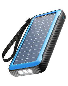 Anker PowerCore Solar 20000 (ソーラーモバイルバッテリー 20000mAh