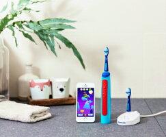 【ヨーロッパ製アプリで正しいハミガキを身につけられる子供用知育歯ブラシ】プレイブラッシュスマートソニックPlaybrushSmartSonic子供用電動歯ブラシ《推奨年齢6才以上》