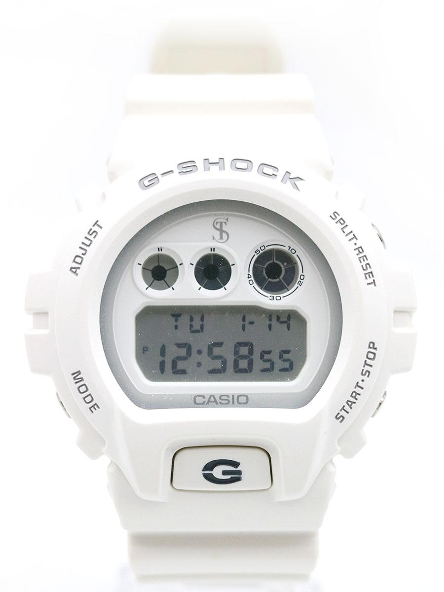 腕時計, メンズ腕時計 CASIO G-SHOCK TODD SNYDER DW-6900FS FOX FIRE