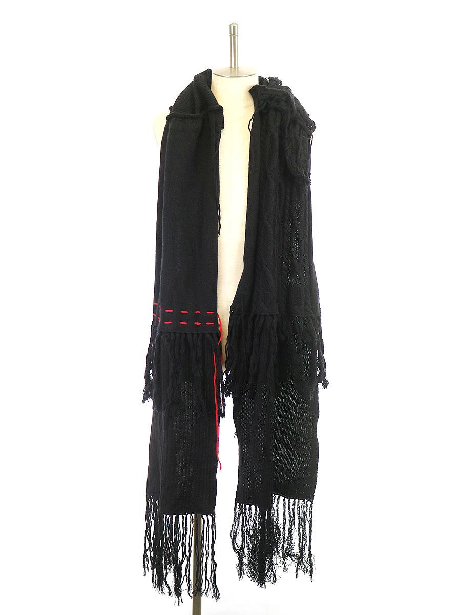 マフラー・スカーフ, メンズスカーフ The viridi-anne Patchwork Scarf