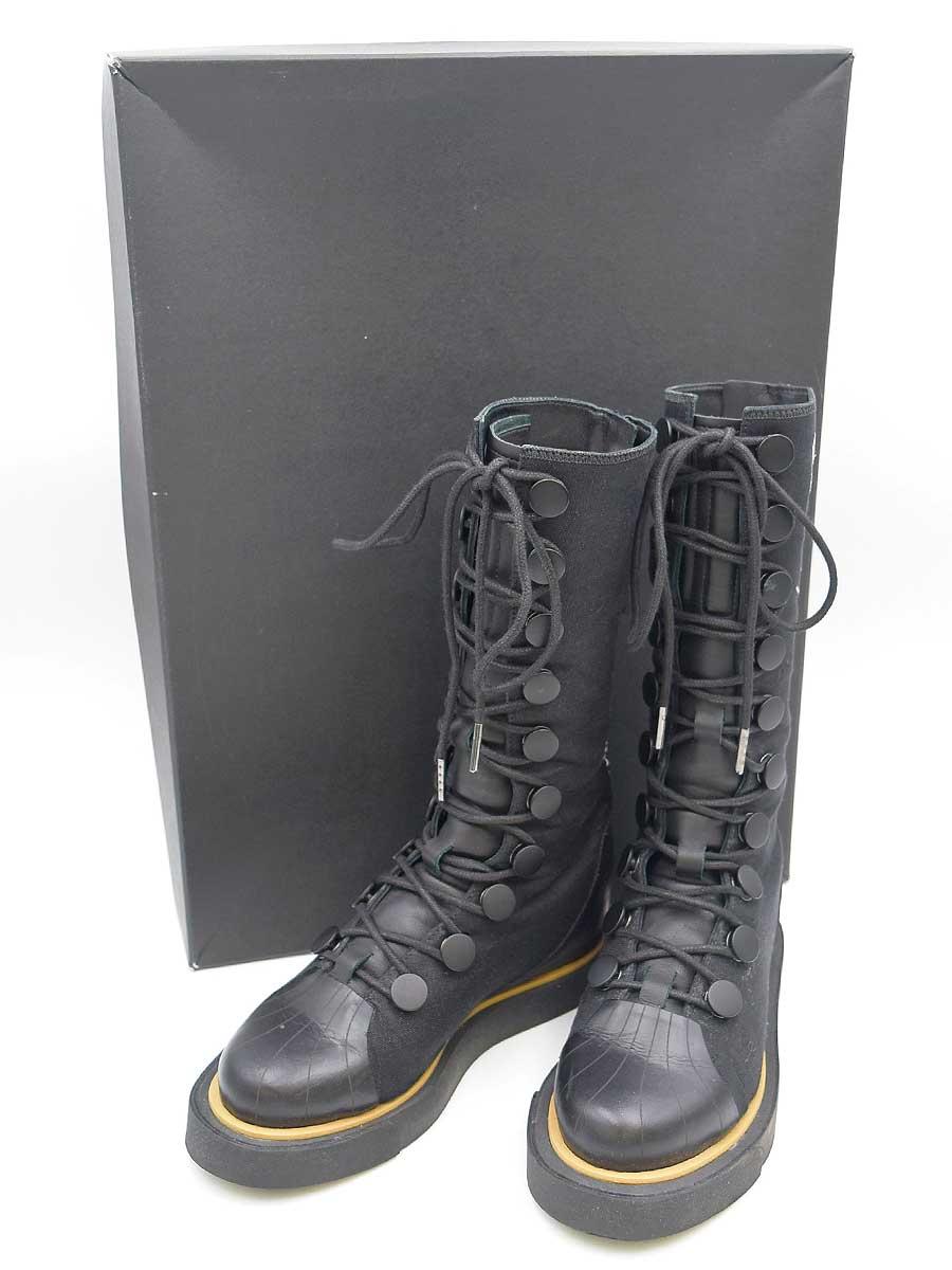 ブーツ, その他 Yohji Yamamoto FEMMEadidas 17SS YY 80s PUNK BOOTS 23cm