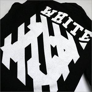 OFF-WHITEオフホワイト14SSブラックデニムシャツブラックM【中古】